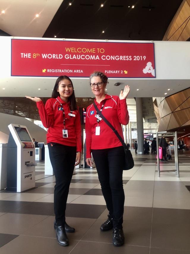 Nữ đại sứ sinh viên Việt thành phố Melbourne tốt nghiệp thạc sĩ loại Giỏi - 5