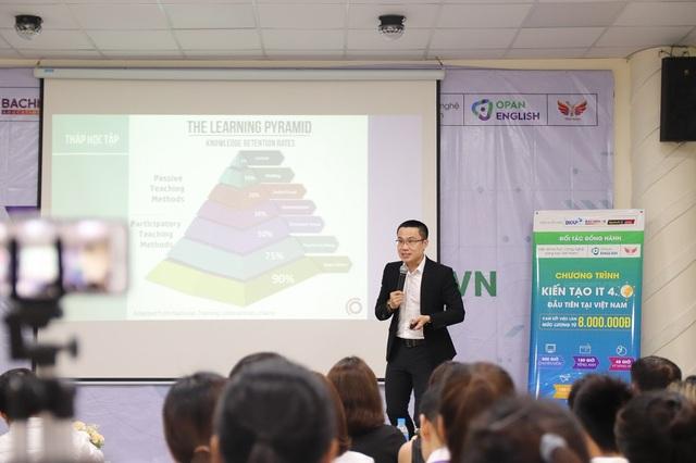 Chương trình kiến tạo IT 4.0 đầu tiên tại Việt Nam - Cam kết việc làm từ 8 triệu đồng - 3