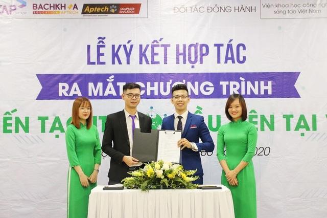 Chương trình kiến tạo IT 4.0 đầu tiên tại Việt Nam - Cam kết việc làm từ 8 triệu đồng - 4