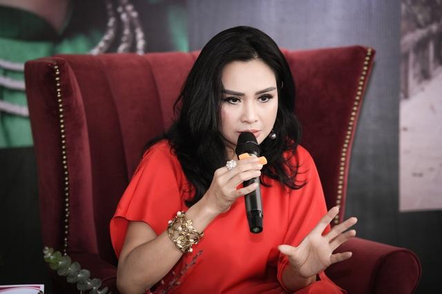 Diva Thanh Lam tiết lộ bạn trai có năng lượng sống tích cực - 1