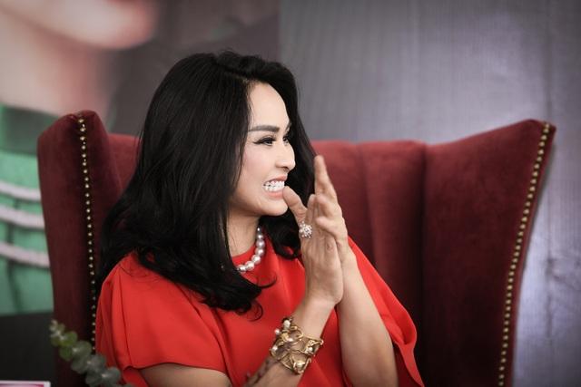 Diva Thanh Lam tiết lộ bạn trai có năng lượng sống tích cực - 3