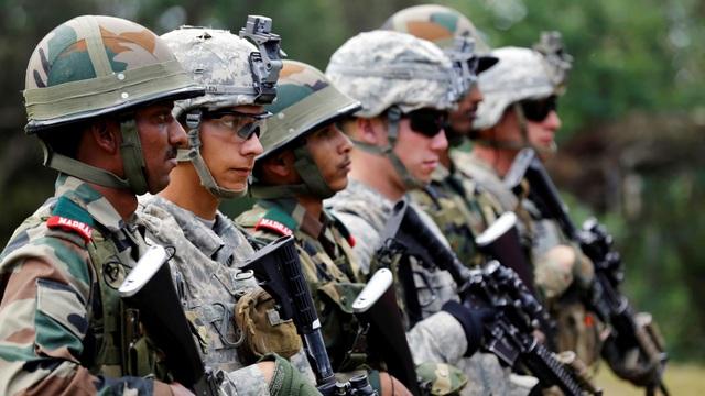 So kè sức mạnh quân sự Ấn - Trung - 5