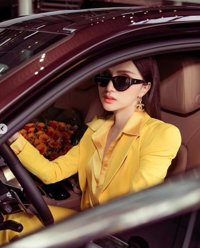 Khối tài sản đáng ngưỡng mộ của Hoa hậu Hương Giang ở tuổi 29 - 1