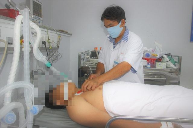 Cứu sống nam thanh niên bị ngưng tim, ngưng thở ngoại viện do điện giật - 1