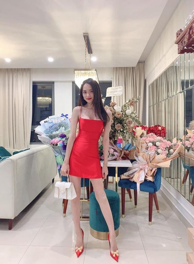 Khối tài sản đáng ngưỡng mộ của Hoa hậu Hương Giang ở tuổi 29 - 18