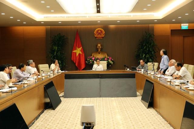 Phó Thủ tướng: Tạo điều kiện tối đa biên soạn bộ Quốc sử, Quốc chí - 1