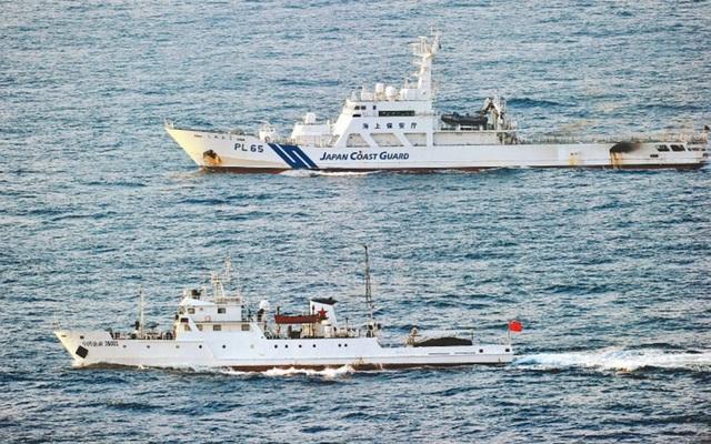 """Trung Quốc """"khuấy đảo"""" các vùng biển khi thế giới bận đối phó Covid-19 - 2"""