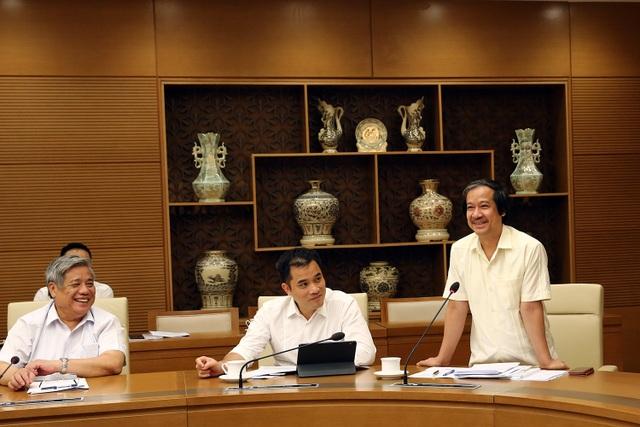 Phó Thủ tướng: Tạo điều kiện tối đa biên soạn bộ Quốc sử, Quốc chí - 2