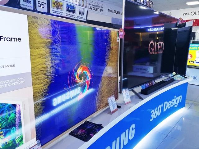 Nhiều mẫu TV 8K giảm 50%, thị trường vẫn ảm đạm - 2