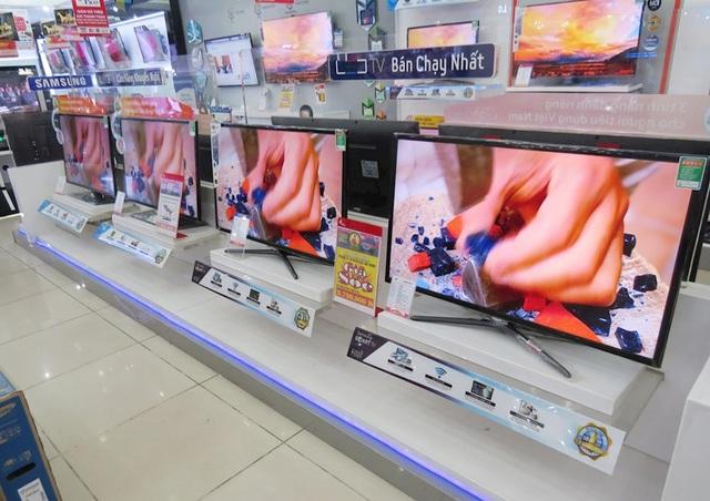 Thị trường TV giảm giá mạnh chưa từng có, TV 4K xuống dưới 10 triệu đồng - 1