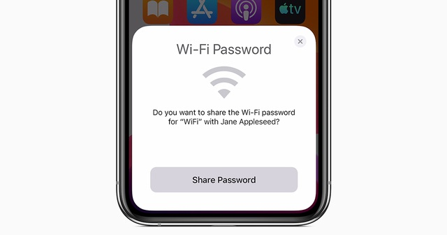 Mẹo chia sẻ mật khẩu Wi-Fi trên iPhone cực nhanh không phải ai cũng biết - 1
