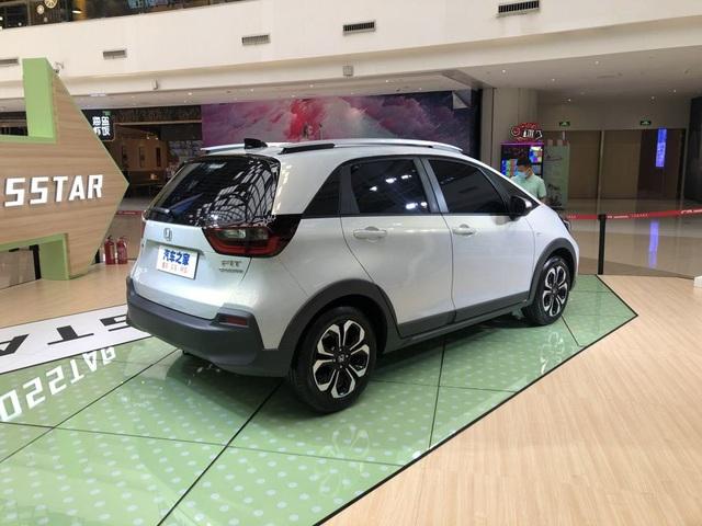 Honda Jazz 2020 thay đổi diện mạo - 9