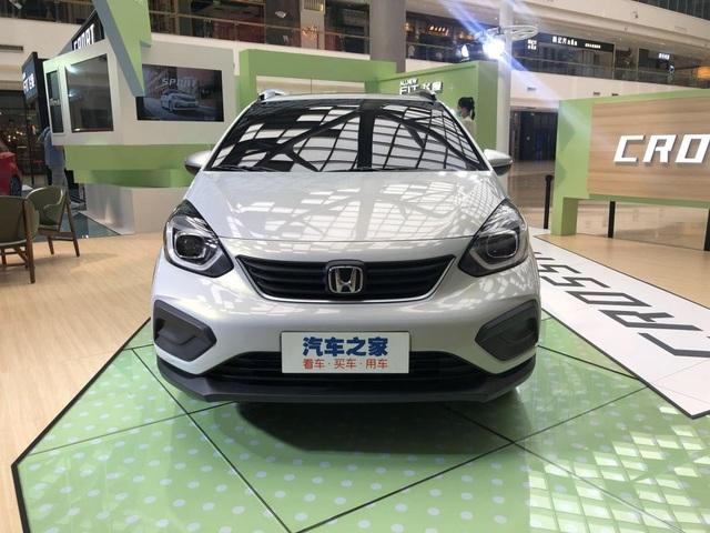 Honda Jazz 2020 thay đổi diện mạo - 6