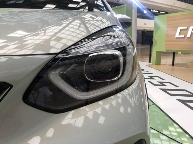 Honda Jazz 2020 thay đổi diện mạo - 5
