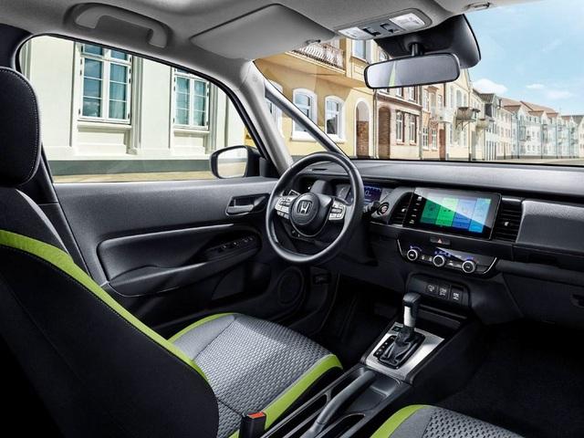 Honda Jazz 2020 thay đổi diện mạo - 21