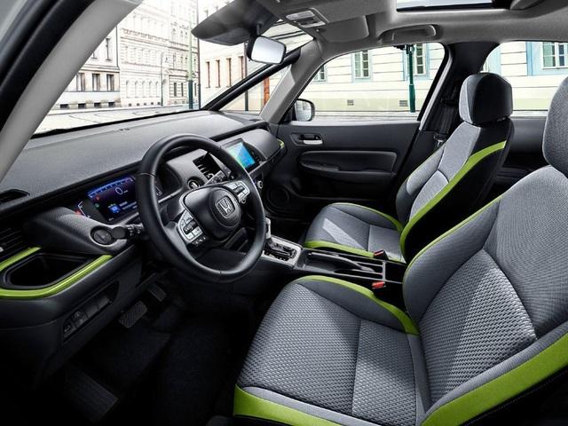 Honda Jazz 2020 thay đổi diện mạo - 22