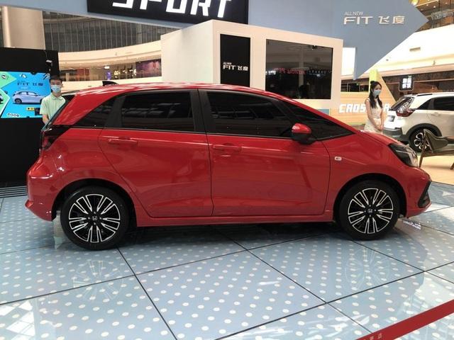 Honda Jazz 2020 thay đổi diện mạo - 17