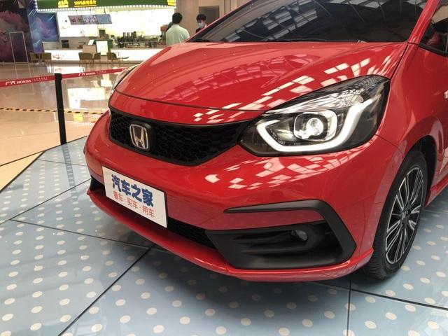 Honda Jazz 2020 thay đổi diện mạo - 14