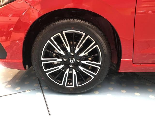 Honda Jazz 2020 thay đổi diện mạo - 15