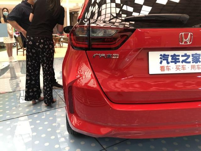Honda Jazz 2020 thay đổi diện mạo - 20