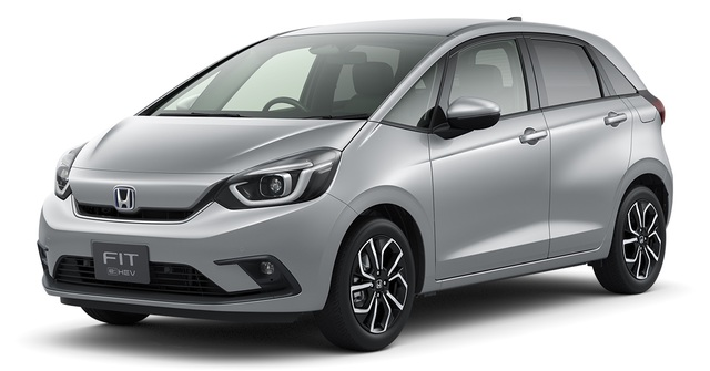 Honda Jazz 2020 thay đổi diện mạo - 2