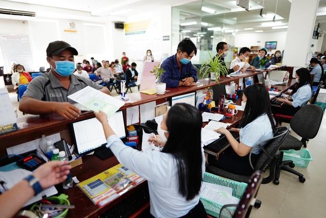 TPHCM: 99,9 % người dân hài lòng khi làm thủ tục bảo hiểm xã hội - 7