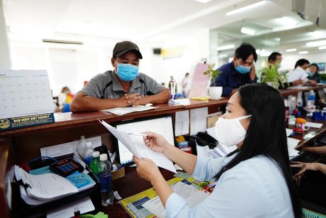 TPHCM: 99,9 % người dân hài lòng khi làm thủ tục bảo hiểm xã hội - 8