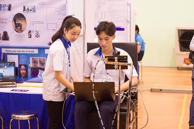 Khai mạc cuộc thi Khoa học kỹ thuật cấp quốc gia học sinh trung học - 6