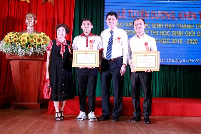 Đắk Lắk: Trường ngoài công lập tại phố núi nổi trội với thành tích HSG quốc gia - 2