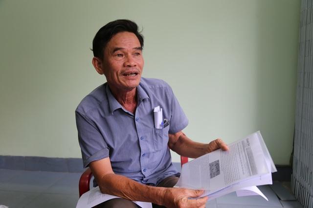 Cựu binh bán đất lấy tiền... lắp xà đơn cho các trường học - 1