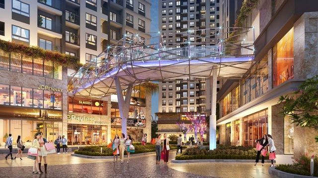 Tecco Elite City - tổ hợp đa tiện ích phong cách Singapore đầu tiên tại Thái Nguyên - 1