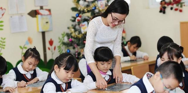 Giáo viên tiểu học có hệ số lương cao nhất là 6,78 - 1