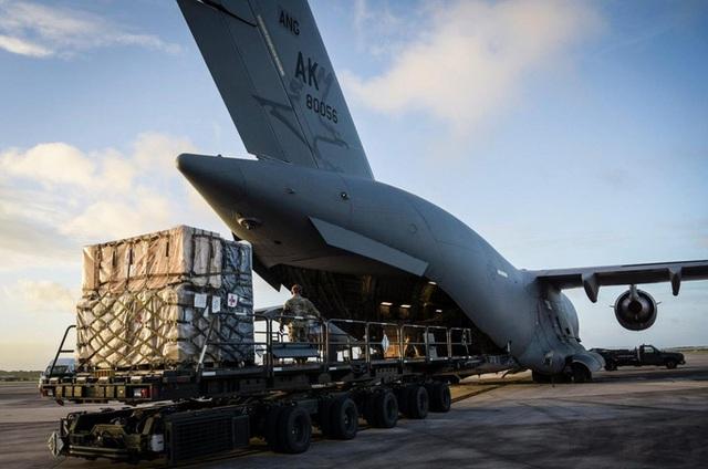 Mỹ nâng cấp tàu sân bay vĩnh viễn Guam để răn đe Trung Quốc - 3