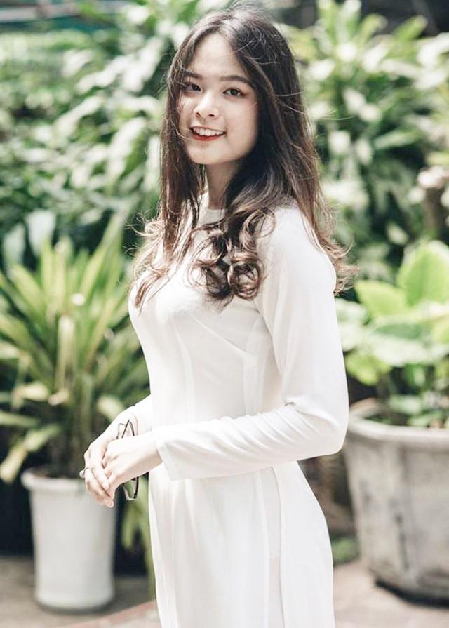 Từ nữ sinh chuyên Sử THPT Chu Văn An thành Hoa khôi Học viện Báo chí - 2