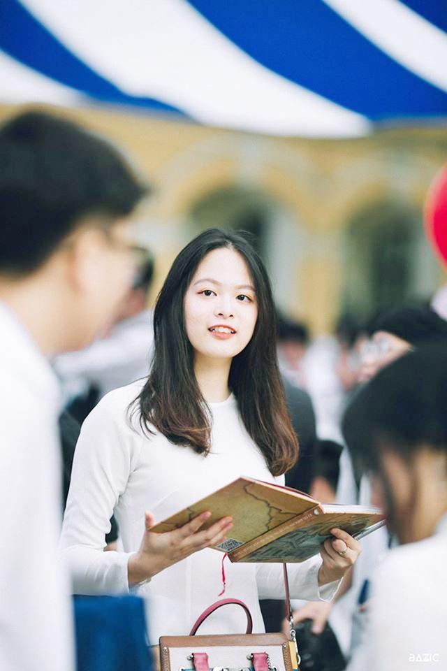 Từ nữ sinh chuyên Sử THPT Chu Văn An thành Hoa khôi Học viện Báo chí - 7
