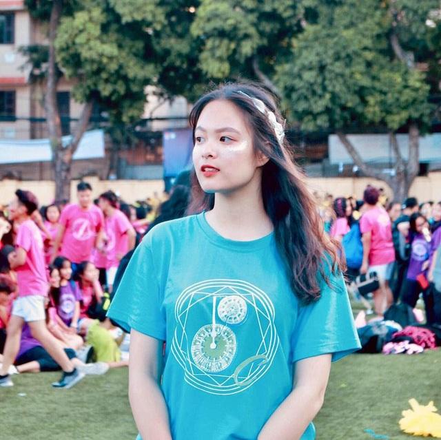 Từ nữ sinh chuyên Sử THPT Chu Văn An thành Hoa khôi Học viện Báo chí - 8