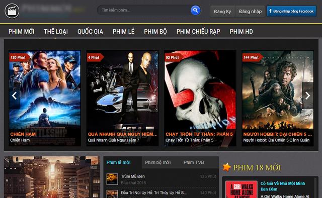 Trang web phim lậu lớn bậc nhất Việt Nam ngừng hoạt động - 2