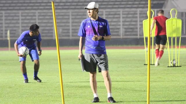 HLV Shin Tae Yong chỉ trích Liên đoàn bóng đá Indonesia  - 2