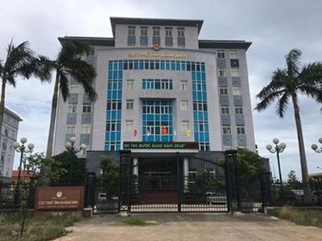 Doanh nghiệp tại Quảng Bình đang nợ gần 500 tỷ đồng tiền thuế - 1