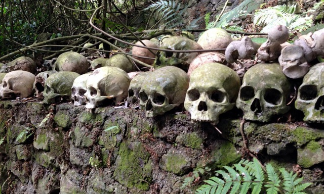 Vẫn mai táng lộ thiên để xác chết tự phân hủy bất chấp lo ngại về Covid-19 - 2