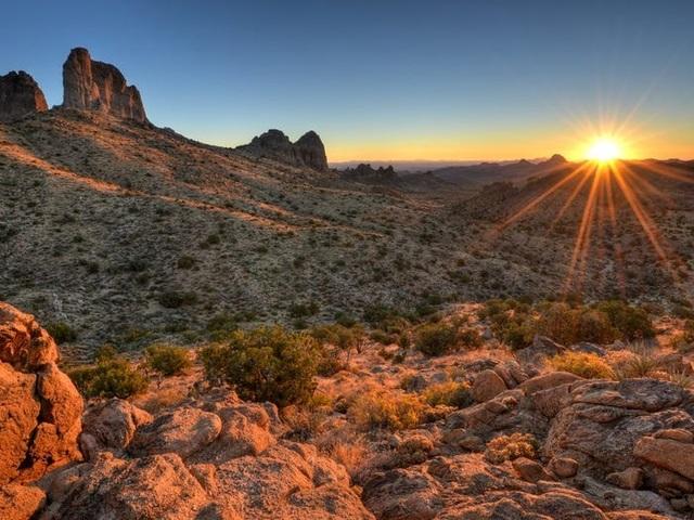 13 sa mạc đẹp nhất thế giới - 1