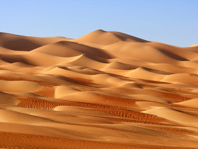 13 sa mạc đẹp nhất thế giới - 10