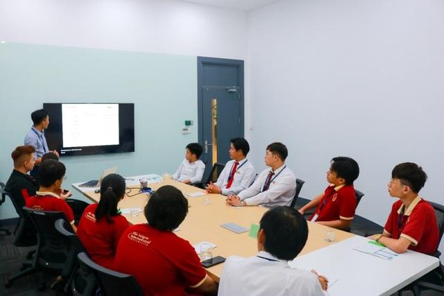 Giải pháp đào tạo đưa doanh nghiệp đến trực tiếp tới lớp học - 3