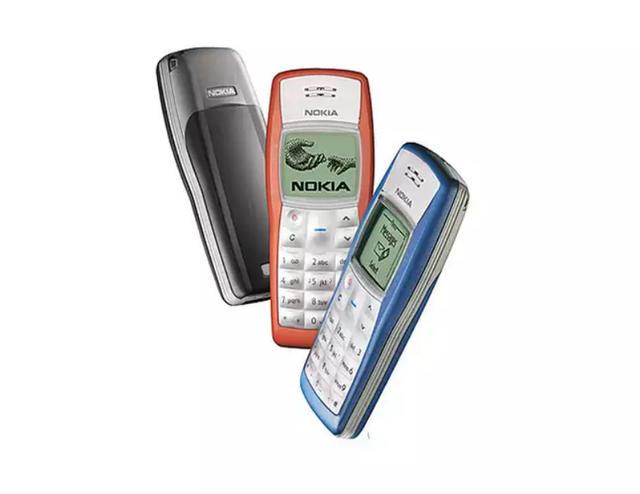 Nokia 1100, Moto RAZR và những chú dế độc đáo trước kỷ nguyên smartphone - 4