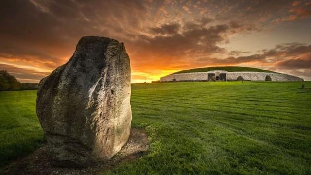 Bí mật bất ngờ của lăng mộ nổi tiếng ở Ireland - 2