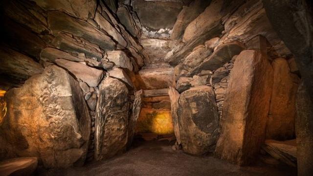 Bí mật bất ngờ của lăng mộ nổi tiếng ở Ireland - 4