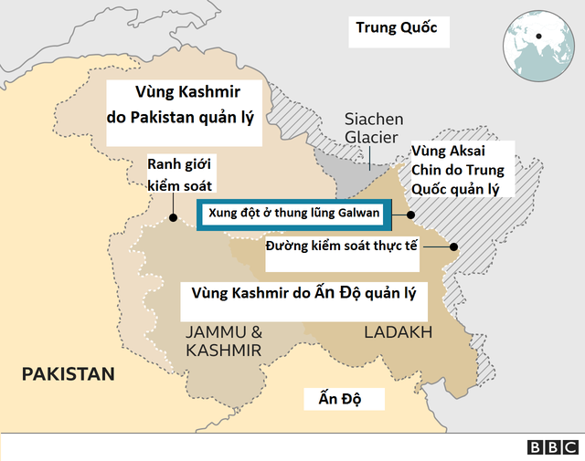 Trung Quốc bị nghi chặn sông, phục kích sẵn trong giao tranh với Ấn Độ - 2
