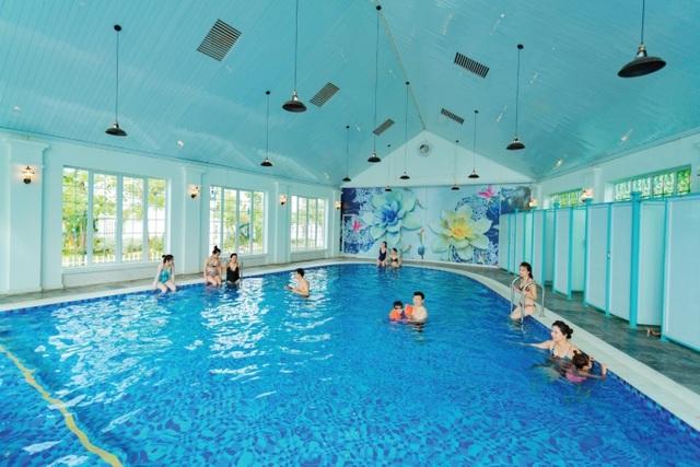 Sức hút của siêu phẩm biệt thự du lịch nghỉ dưỡng ven đô – Vườn vua Resort  Villas - 2