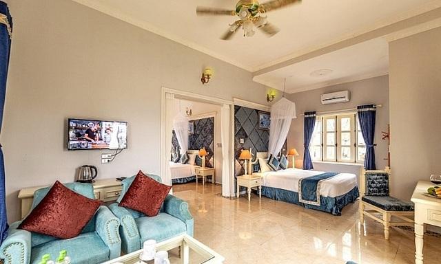 Sức hút của siêu phẩm biệt thự du lịch nghỉ dưỡng ven đô – Vườn vua Resort  Villas - 11