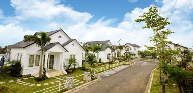 Sức hút của siêu phẩm biệt thự du lịch nghỉ dưỡng ven đô – Vườn vua Resort  Villas - 13